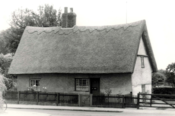 Rose Cottage 58 High Street in 1960 [Z53/5/7]